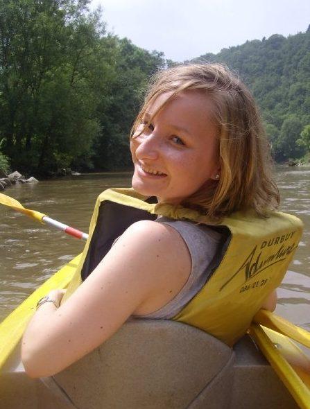 Kayakken op de Ourthe
