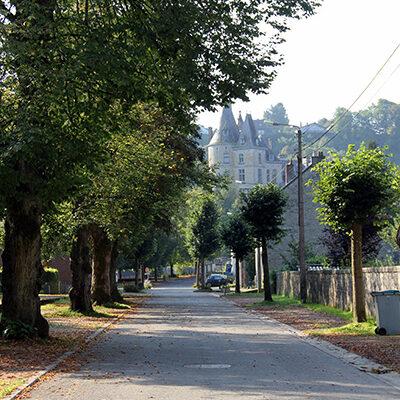 Avenue Louis de Loncin